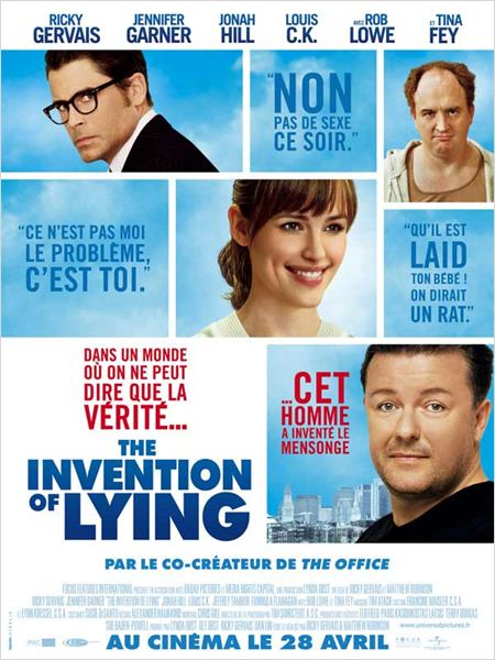 The Invention of Lying[BRRiP AC3 ] [FRENCH] [MULTI]