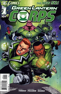 Green Lantern Corps - Tome 1