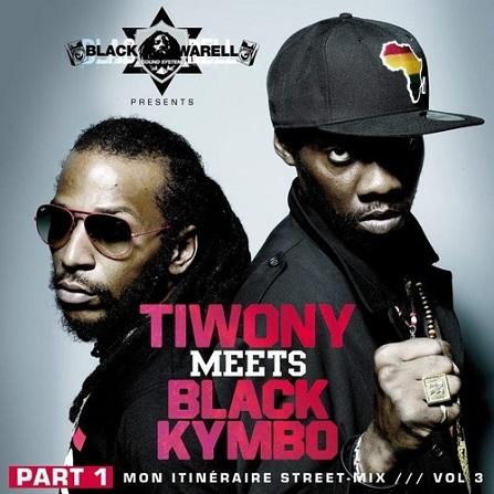 Tiwony Meets Black Kymbo - Mon itineraire vol 3 (2013)