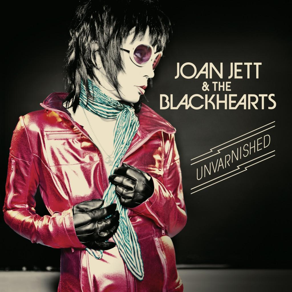 Joan Jett And The Blackhearts - Unvarnished (2013) [MULTI]