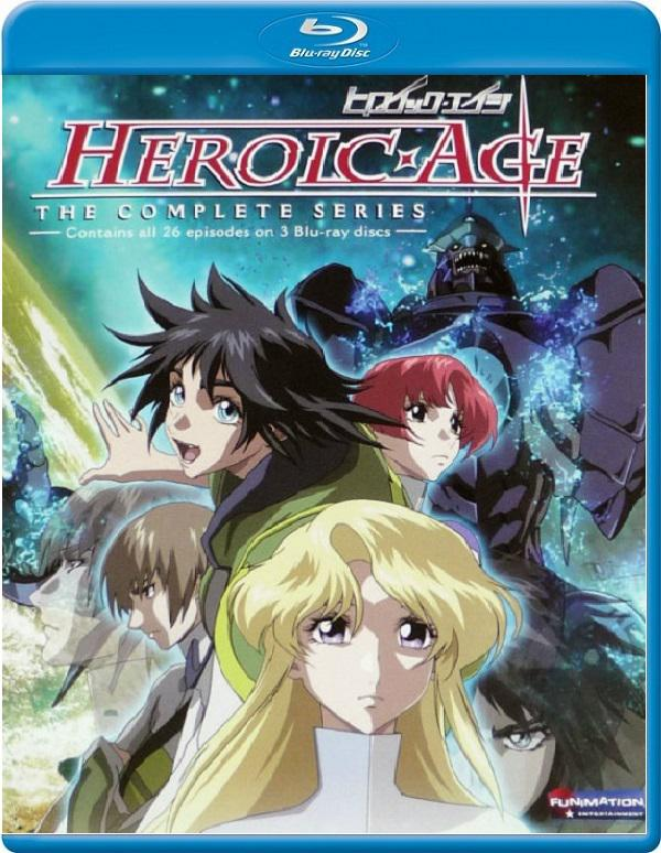 Heroic Age - Complete [VOSTFR] [HD1080p]