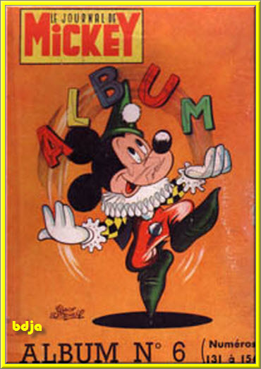 Le Journal de Mickey 1955 partie I [BD][MULTI]