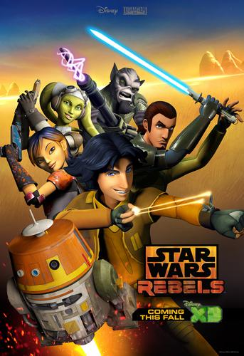 Star Wars Rebels – Saison 1