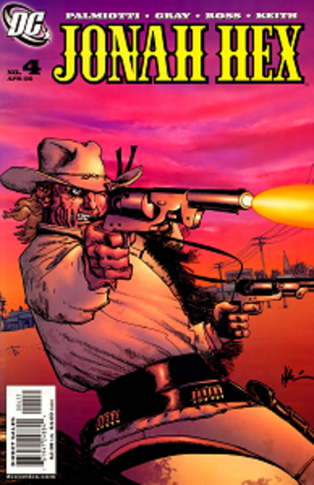 Jonah Hex - Tome 4