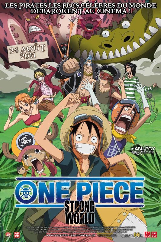 One Piece – Film 10 Strong World