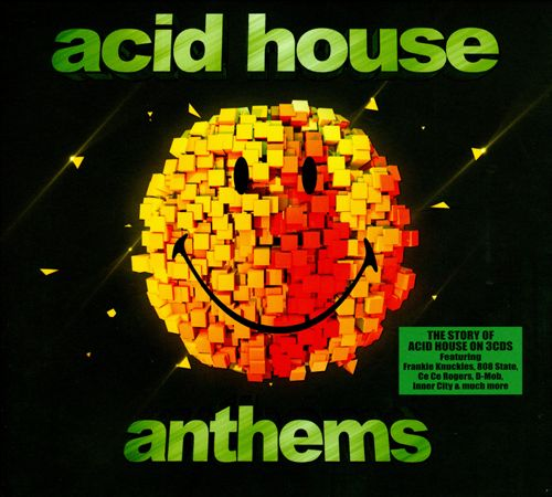 VA - Acid House Anthems (2CD) (2013) [MULTI]