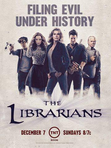 The Librarians – Saison 1