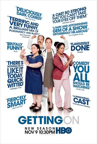 Getting On (US) Saison 2 vf
