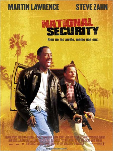 National security (1CD) [FRENCH] [DVDRIP] [MULTI]