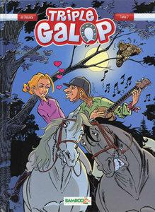 Triple Galop - [04 Tomes] [BD]