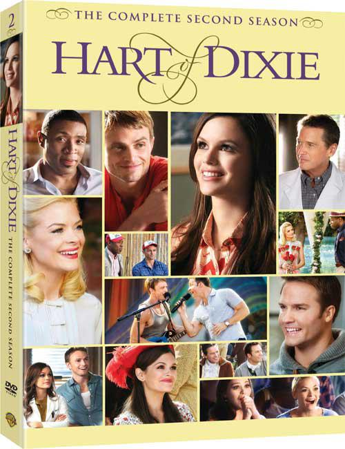 Hart Of Dixie - Saison 1 et 2 (L'INTEGRALE)