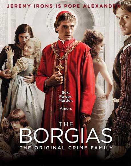The Borgias – Saison 1