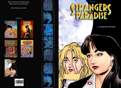 Strangers in Paradise - Tome 5 - Ennemies Intimes