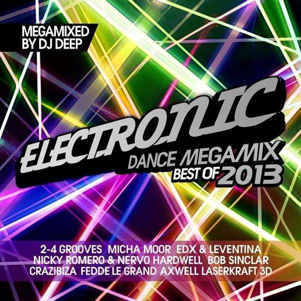 Electronic Dance Megamix : Best Of 2013 [MULTI]