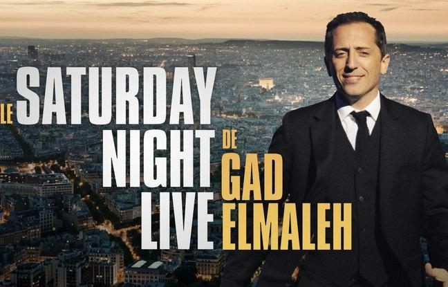 Le Saturday Night Live de Gad Elmaleh