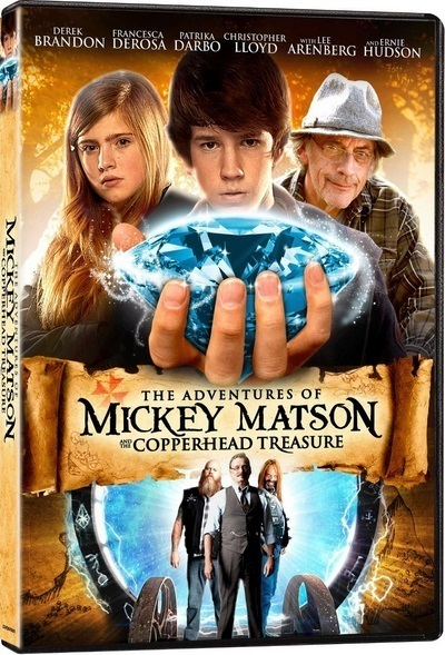 Mickey Matson et l'ordre secret (1CD) [FRENCH] [DVDRIP] [MULTI]