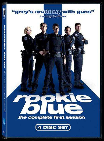 Rookie Blue – Saison 1