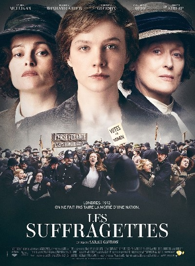 Les Suffragettes [BDRip] [FRENCH]