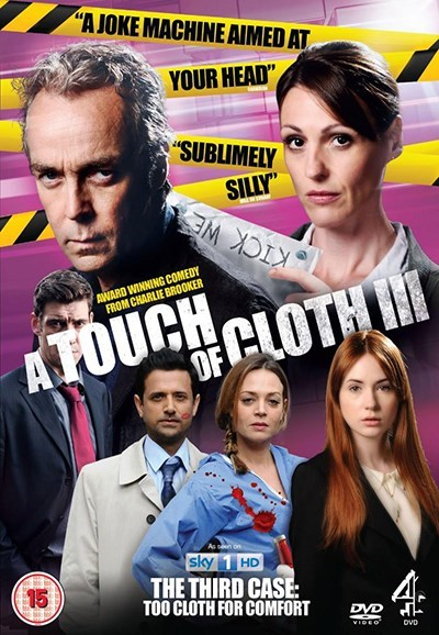 A Touch of Cloth – Saison 3