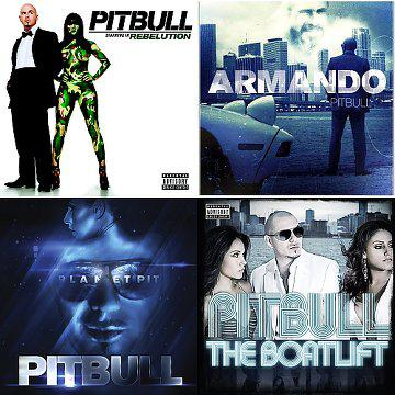 [MULTI] Pitbull - Collections Hits-Albums (2013)