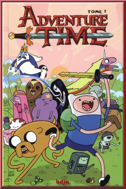 Adventure Time Tomes 1 et 2 [COMIC][MULTI]