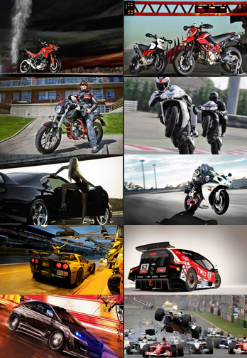 Must Have Moto and Cars Wallpaper Pack 01-PlayWP