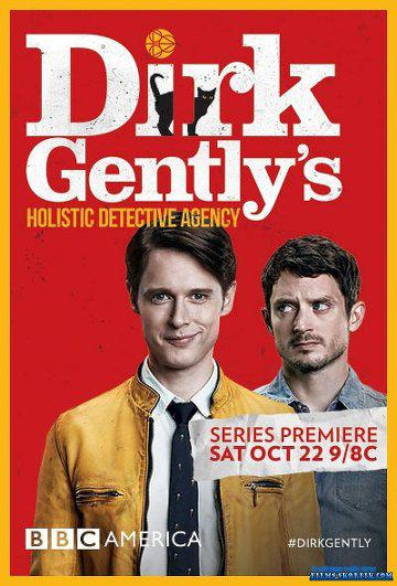 Dirk Gently's Holistic Detective Agency – Saison 1