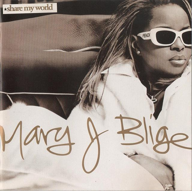 Mary J. Blige - Share My World [MULTI]