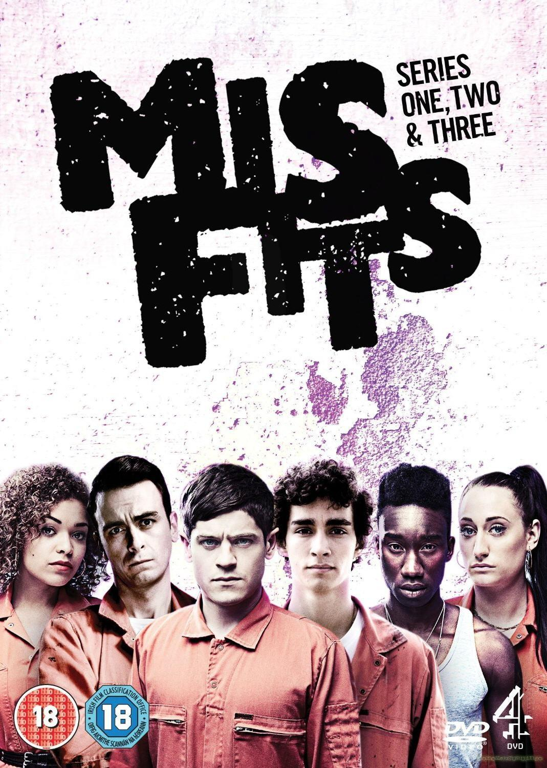 Misfits [Saison 4 | FRENCH]