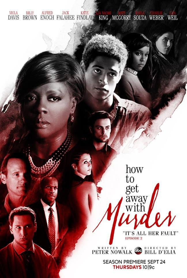 How To Get Away With Murder – Saison 3