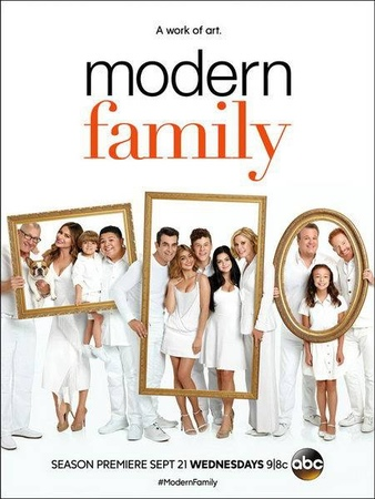 Modern Family - Saison 8 [COMPLETE] [22/22] FRENCH | Qualité HD 720p