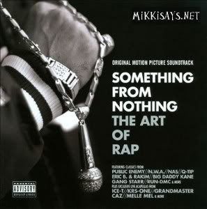 VA-Something From Nothing-The Art Of Rap (2012) [MULTI]