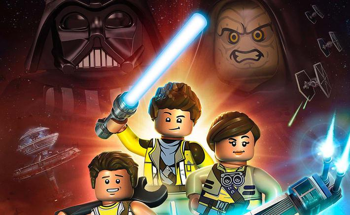 LEGO Star Wars: The Resistance Rises – Saison 1