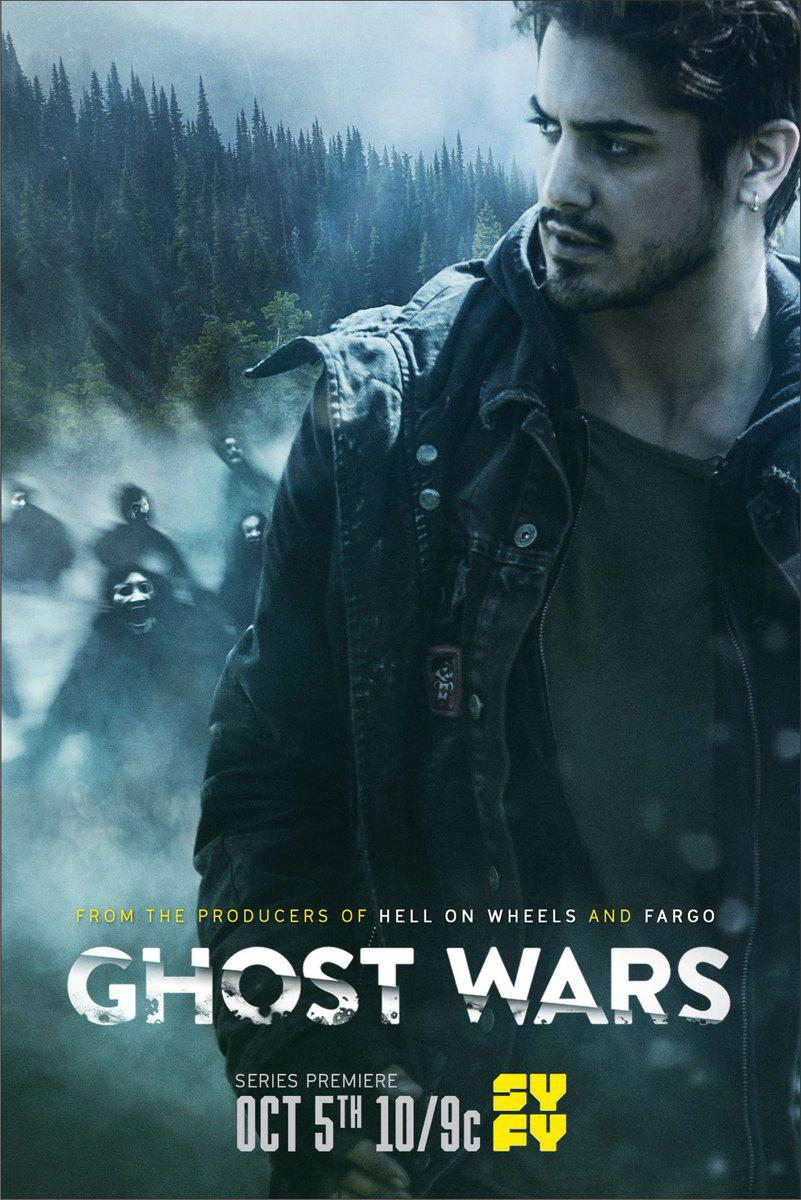 Ghost Wars – Saison 1 (Vostfr)