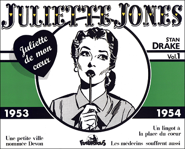 Juliette Jones - Tome 1 (Int 1953-1954)
