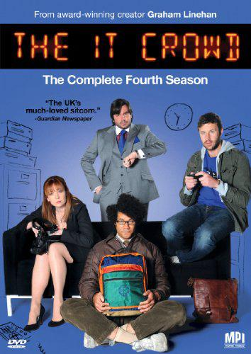 The IT Crowd – Saison 4