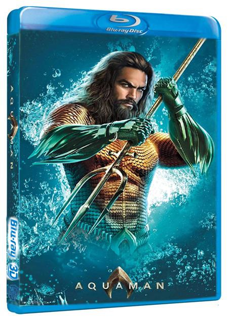 Aquaman Qualité WEB-DL 1080p | MULTI
