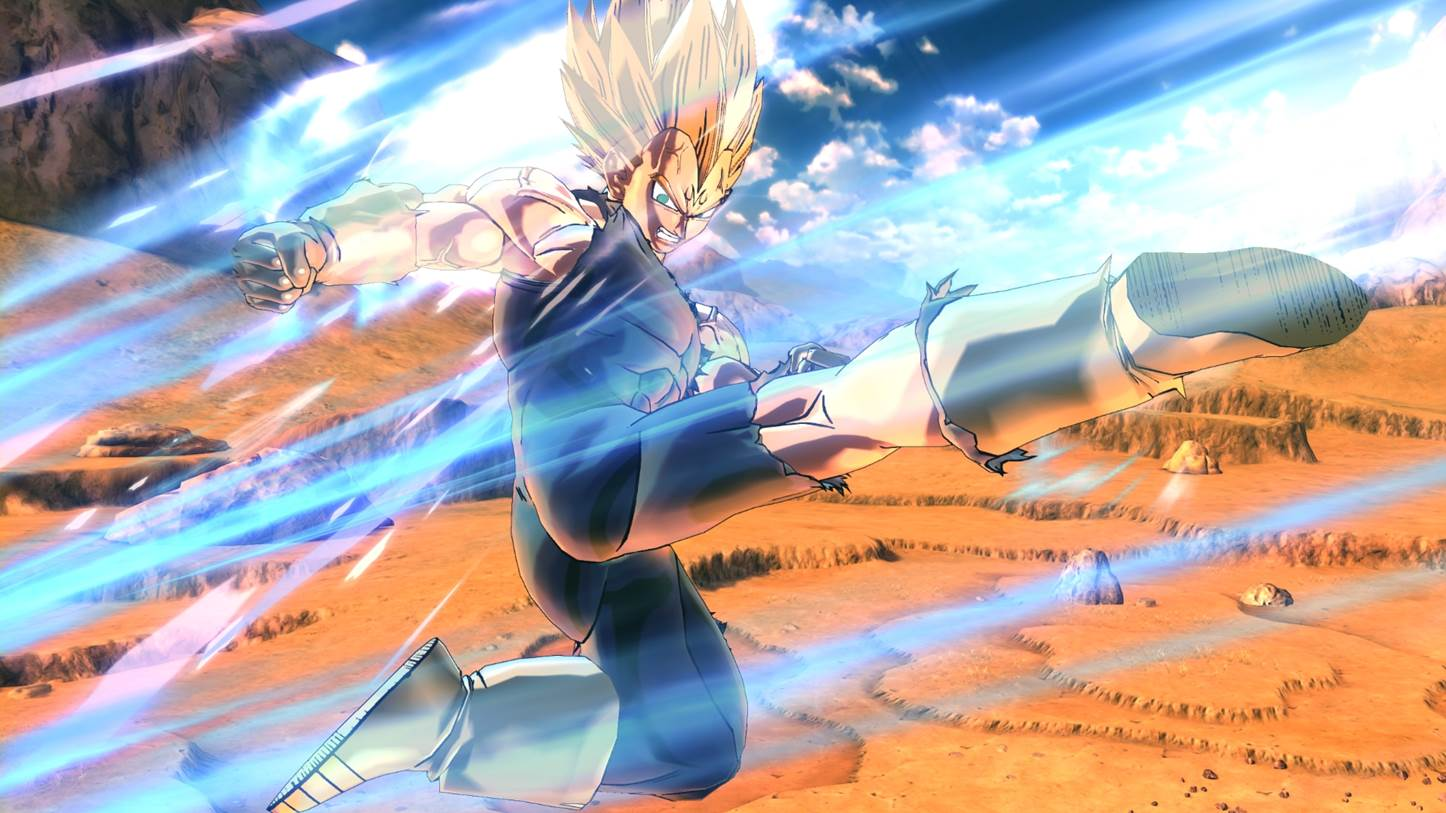 Dragon Ball Xenoverse 2  Graphimes