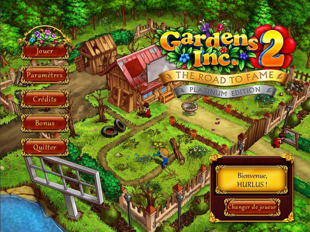 Gardens Inc. 2: The Road to Fame Platinum Edition [PC] [MULTI]