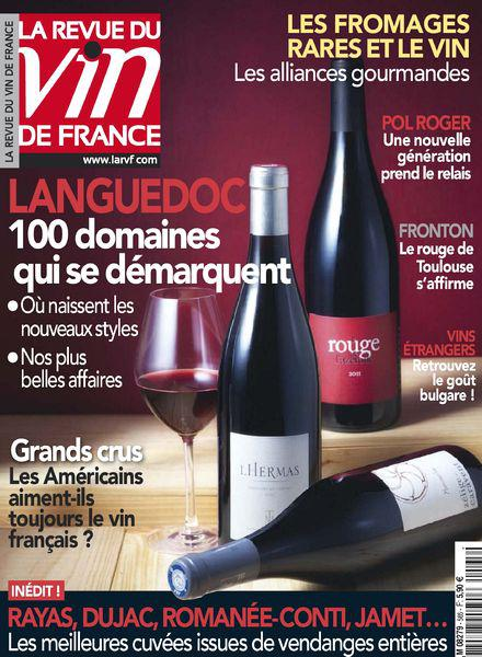 La Revue du Vin de France No.565