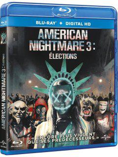 American Nightmare 3 : Elections  BLURAY 720p | FRENCH (VFQ) | son DTS