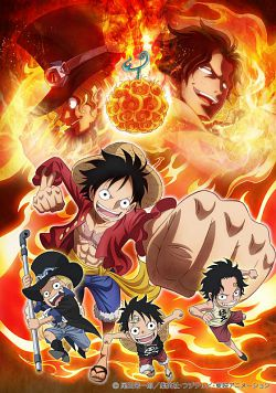 One Piece Episode of Sabo (VOSTFR)