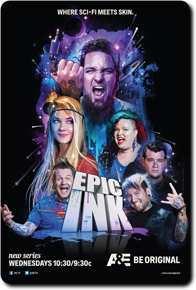 Epic Ink – Saison 1
