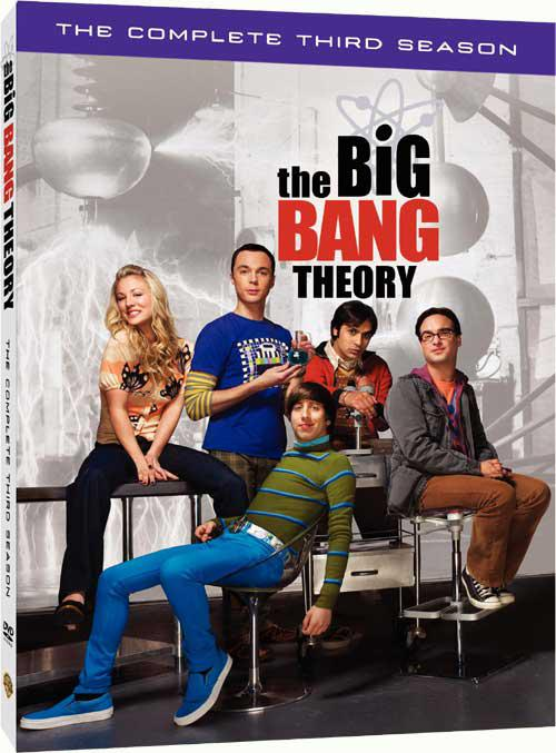 The Big Bang Theory – Saison 3