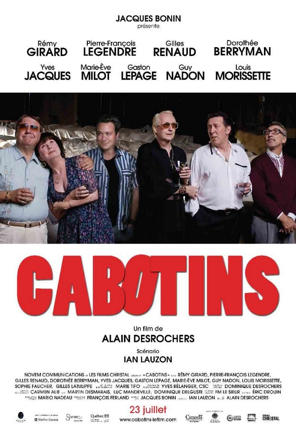 Cabotins [FRENCH] [DVDRIP] [MULTI]