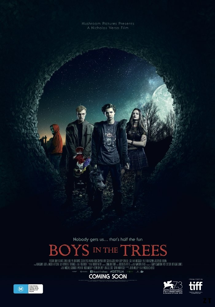 Boys in the Trees (vostfr)