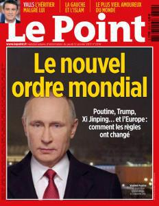 Le Point - 12 Janvier 2017