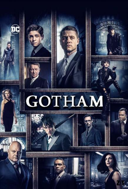 Telecharger Gotham (2014)- Saison 4 [COMPLETE] [22/22] FRENCH | Qualité BDRIP