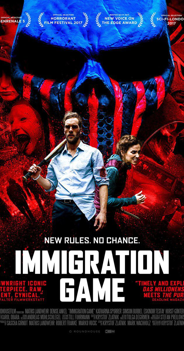 Immigration Game (Vostfr)