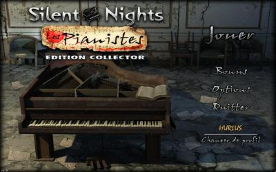 Silent Nights: Les Pianistes Edition Collector [PC] [MULTI]